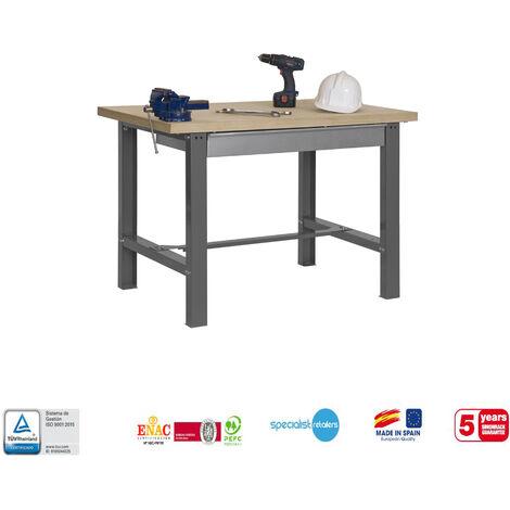 Banco De Trabajo Simonwork Bt6 Box Plywood 1800 Gris/Madera