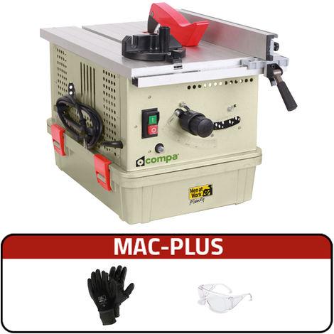 Banco sega Compa TS 165 DC + MAC - PLUS