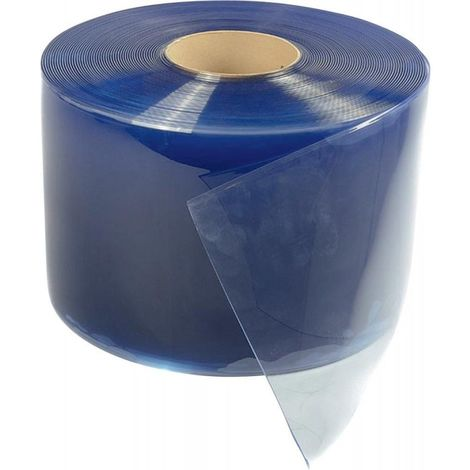 Banda de goma PVC flexible 200x2mm, 50m