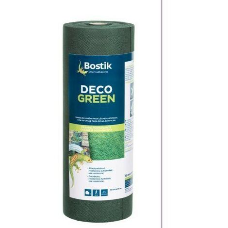 BANDA DE UNION DECO GREEN 20M X 30CM 30610990