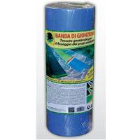 Banda di giunzione per prato sintetico erba finta artificiale tappeto verde0,3 X 25 MT manto giardino