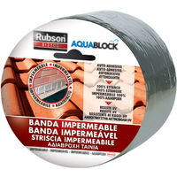 Banda Impermeable Rubson BI 2500 5MX10CM