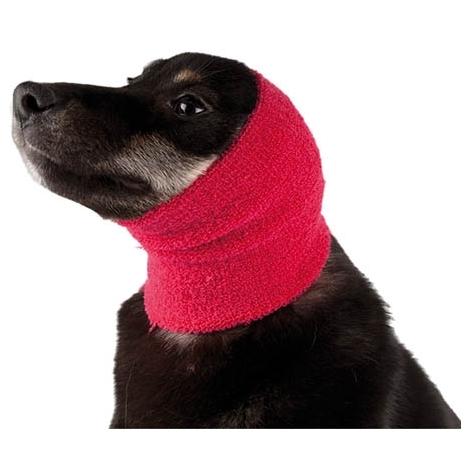 Banda protectora anti-estrés para perros, ayuda a los perros sensibles o asustadizos disponible en varias opciones
