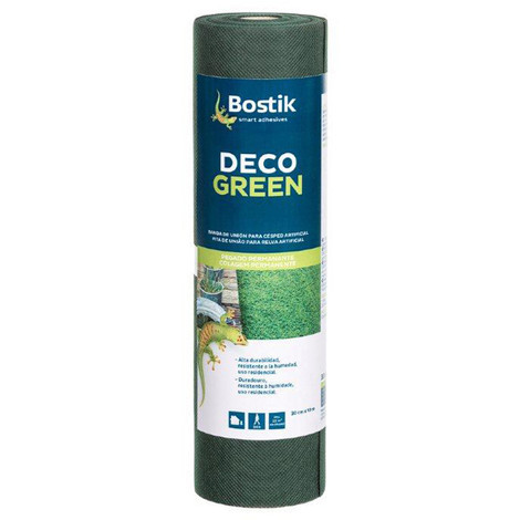 Banda Union Cesped Permanent 30CMX10MT - BOSTIK - 30610989..