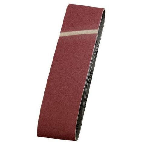 Bandas de lija 100x914 gr100 corindon - LEMAN - Ref: 7191410