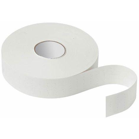 Bande a joint papier pour plaque de plâtre 150 ml-Universbrico
