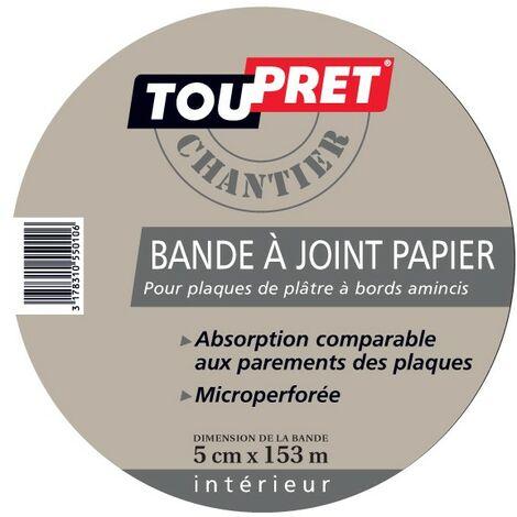 Bande à joints papier 5cmx23ml
