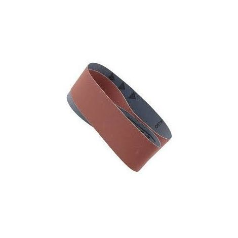 Bande abrasive 75x610 mm, grain 120, qualité Pro !