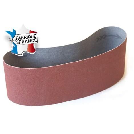 bande abrasive corindon supérieur 75x510 mm gr 24 à 600