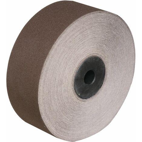 Bande abrasive sur rouleau bois - 80x50.000 mm Holzstar 5918722