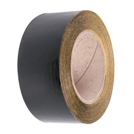 Bande adhésive noire 25 m - Tramifix - Tramico