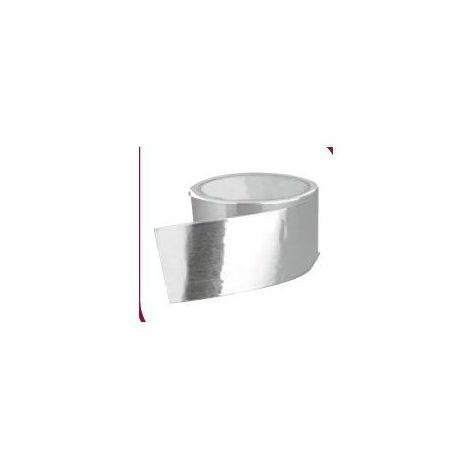 Bande aluminium BA50 - 50m - Gris - Gris