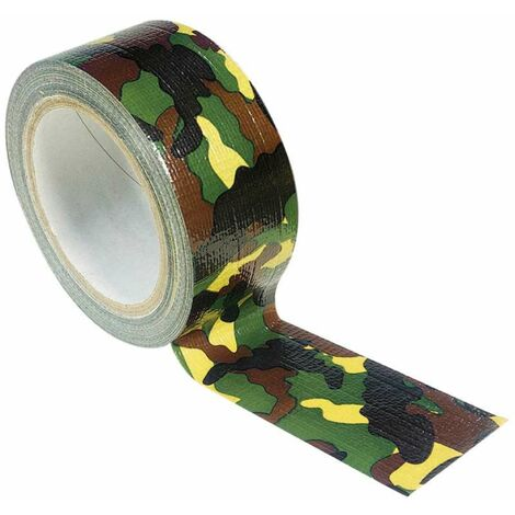 Bande de camouflage toilee adhesive