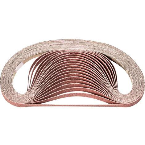 Bande de ponçage PFERD BA 12/610 J A 60 45002606 Grain num 60 (L x l) 610 mm x 12 mm 100 pc(s)