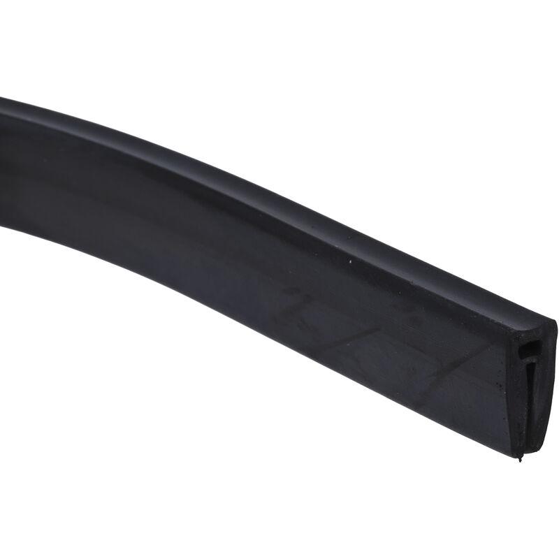 bricolage étanchéité Au mètre : joint en U protection de tôle bord tranchant