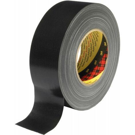 Bande de tissue 389 noir 25mmX50m Scotch (Par 36)