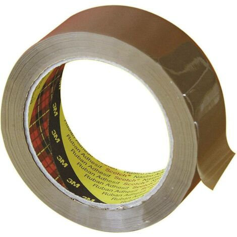 Bande d'emballage Scotch® 309 3M 3707B3866 marron (L x l) 66 m x 38 mm acrylique 1 pc(s) Y24659