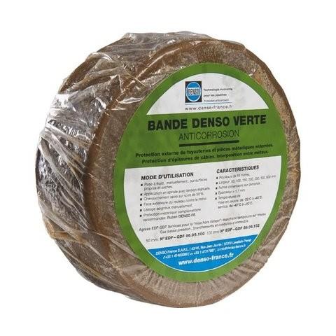 le choix Trades DENSO bande 50 mm x 10 m ROULEAU ÉTANCHÉITÉ-adhésifs /& Bandes