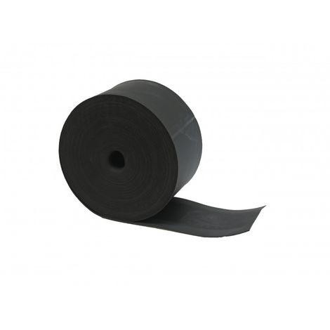 Bande d'étanchéité pour lambourde et liteau EPDM en rouleau de 20 ML - Coloris - Noir, Epaisseur - 0,8 mm, Largeur - 70 mm, Longueur - 20 m