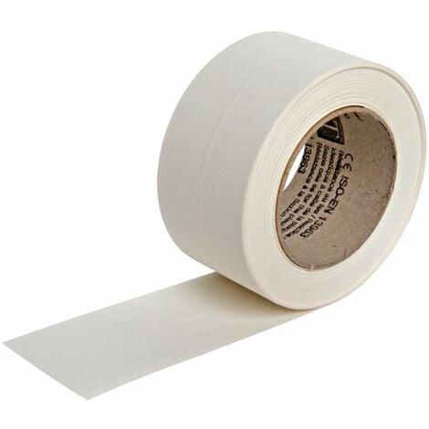 Bande joint papier kraft Semin pour réaliser les joints des plaques de plâtre en association avec un enduit - 23 m sous blister