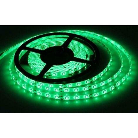 Bande LED 5mts 3528 12V 12V 18W 300L IP65 4500K