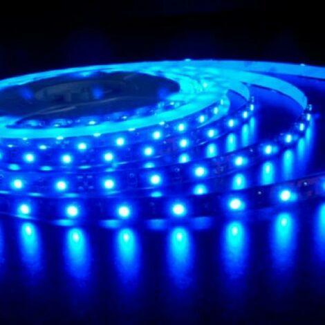 Bande LED SMD5050 60 LED RGB IP20 Bobine 5 mt