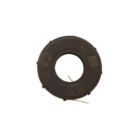 Bande perforées 12 mm galvanisé 10 mètres role sur une boite en plastique, 1 pièce, 12x0,75 10m DQ