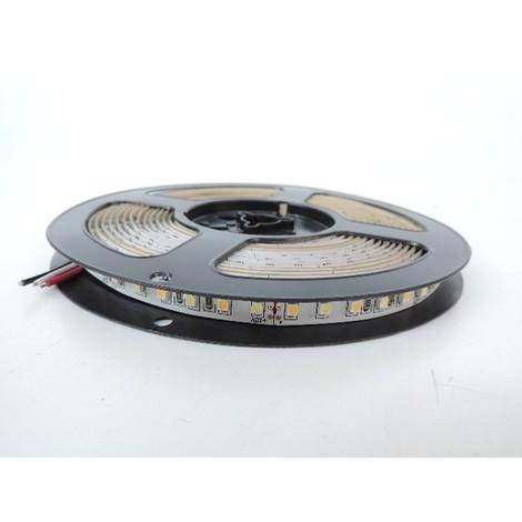 Bandeau LED 48W flexible interieur longueur 5m dimmable 3000K/6000K alimentation 12V DC (non incl) IRC80 IP20 TRAJECTOIRE 003784