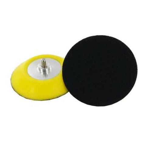 Bandeja de velcro para pulir diámetro 75 mm