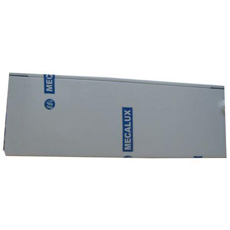 Bandeja estanteria 100x30cm metal gris mecalux 1000x300