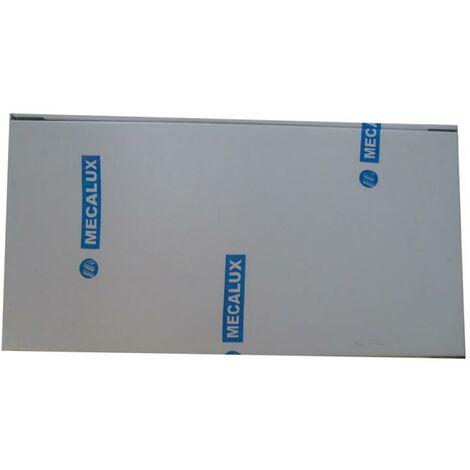 Bandeja estanteria 100x40cm metal gris mecalux 1000x400