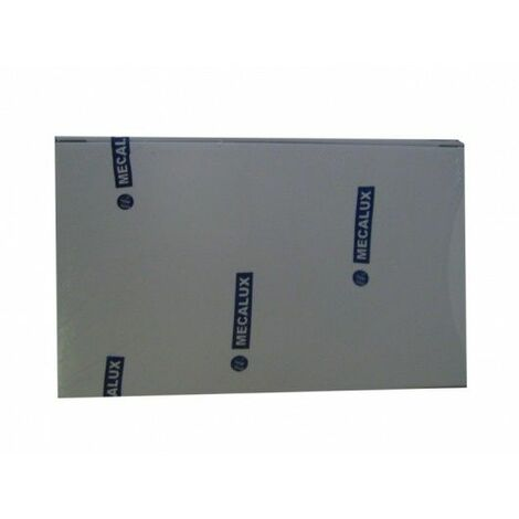 Bandeja Estanteria 100X60Cm Metal Gris Mecalux