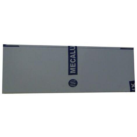 Bandeja Estanteria 60X20Cm Metal Gris Mecalux 600X200
