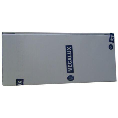Bandeja estanteria 70x30cm metal gris mecalux 700x300