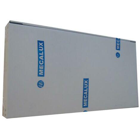Bandeja estanteria 80x40cm metal gris mecalux 800x400