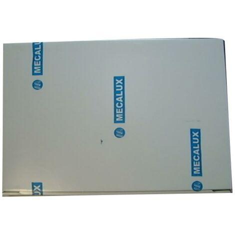 Bandeja estanteria 80x60cm metal gris mecalux 800x600