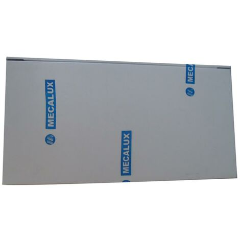 Bandeja estanteria 90x40cm metal gris mecalux 900x400