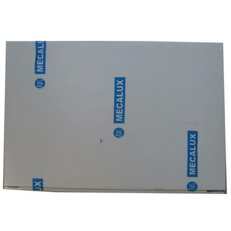 Bandeja estanteria 90x50cm metal gris mecalux 900x500