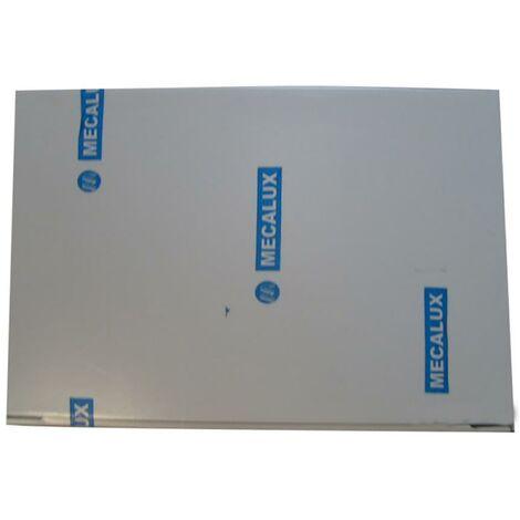 Bandeja estanteria 90x60cm metal gris mecalux 900x600