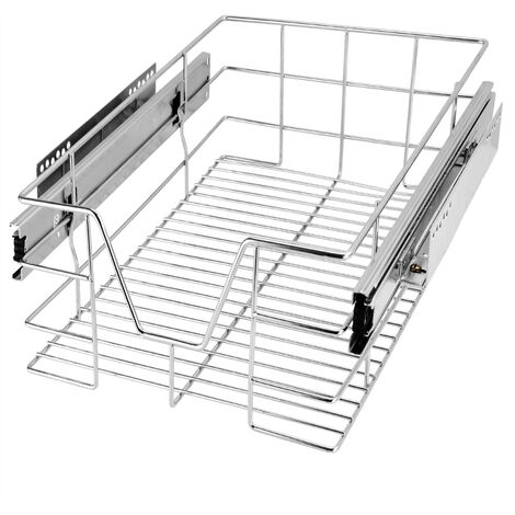 bandeja extraíble cajon de cocina cajón telescópica 30cm/40cm/50cm/60cm estante