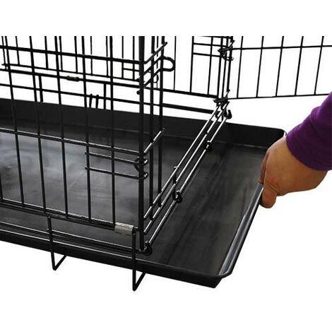 Bandeja para jaulas metálicas IBÁÑEZ disponible en varias opciones