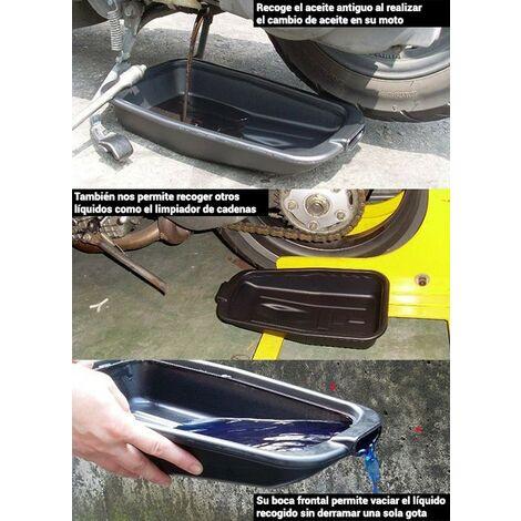 Bandeja Recogedora De Aceite Para Motos 2L - 10166 - Jomafa