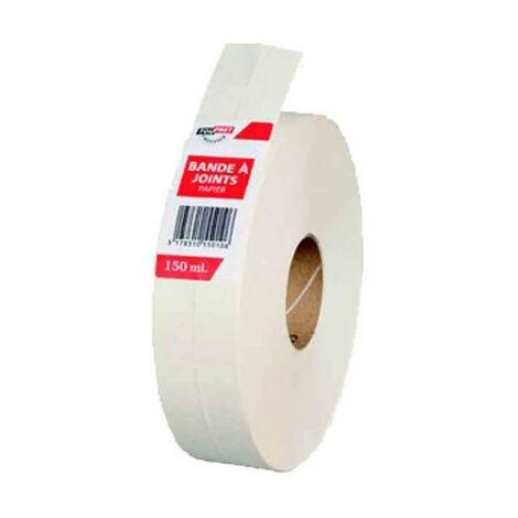 Bandes à joints TOUPRET papier 5cm x 153m - BAJPA05153