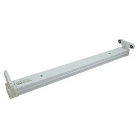 Bandes de tubes LED 120cm 2 tubes 81.002/2x1200