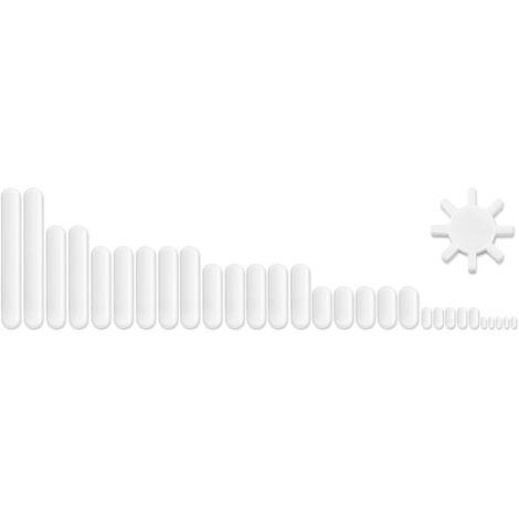 Bandes Magnétiques Jeu De 30 Pièces Tiges Ptfee Tiges Magnétiques F