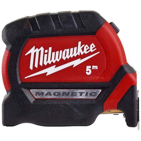 Bandma 5m MILWAUKEE - Magnetisch 27mm 4932464599