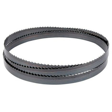 """Draper 14259 Bandsaw Blade 1400mm x 1/2""""X6 for Model BS200A Stock No. 13773"""