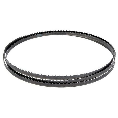 """Draper 14253 Bandsaw Blade 1400mm x 1/4"""" X6 for Model BS200A Stock No. 13773"""