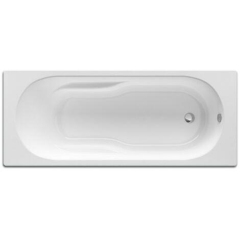 "main image of ""Bañera acrílica rectangular GENOVA N - ROCA - Medidas: 1400X700 mm."""