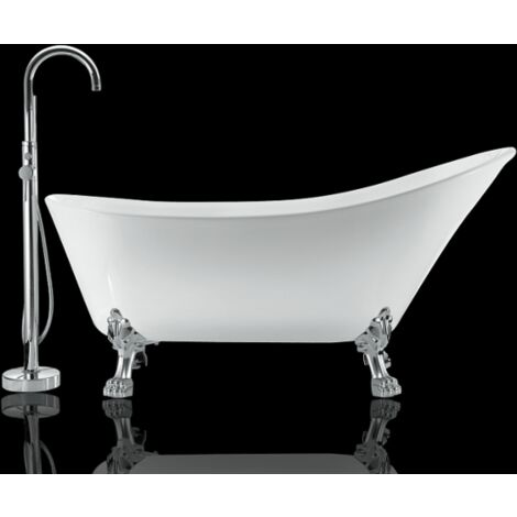 Bañera con patas BALMAIN